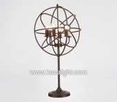 Desk & Table Lamps-9504-6T