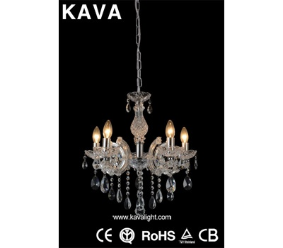 Pendant Lights-Ramadan Promotion- Hot Selling Pendant Lights with Clear Glass and Crystal