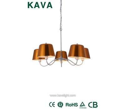 Pendant Lights-Popular Pendant Lights with Oygenated Bronze