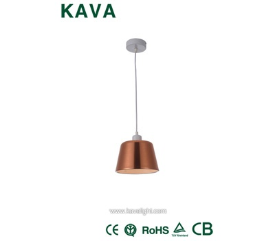 Pendant Lights-15years Professional China Factory handing Lights with Oygenated Bronze