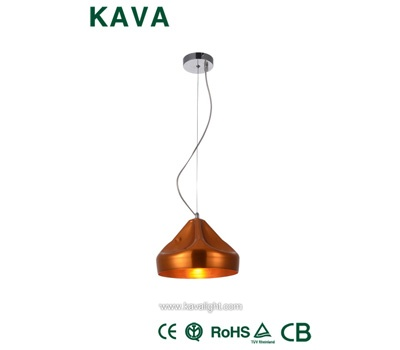 Pendant Lights- New product golden shade Pendant Lights with Oygenated Bronze