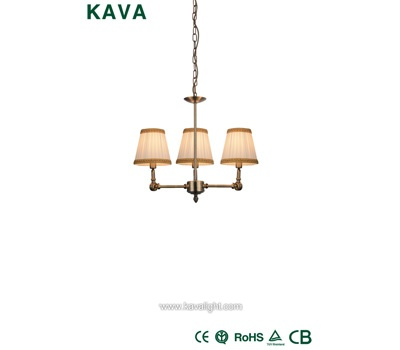 Pendant Lights-Antique Style Pendant Lights with Metal Plated Antique Brass