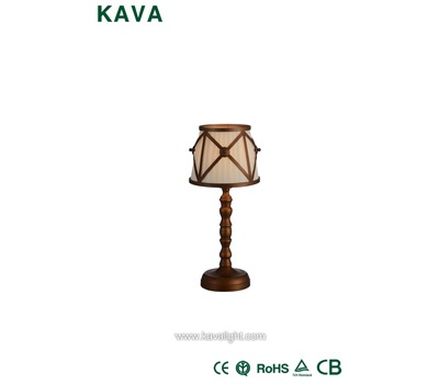 Desk & Table Lamps-Popular Decorative Home Table lamp with Shade