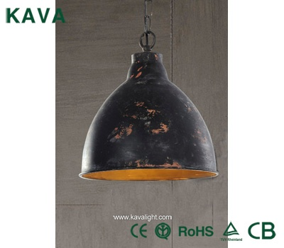 Pendant Lights-Industrial Style Pendant Light