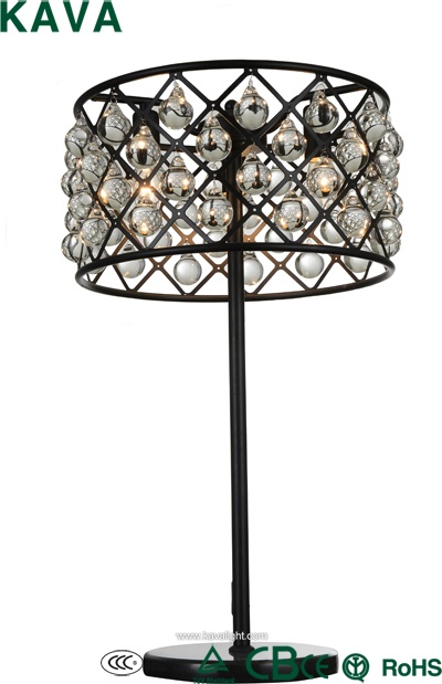 New Products-table lamp-Hight Quality  Decoration crystal  Wall lamp with crystal  iron