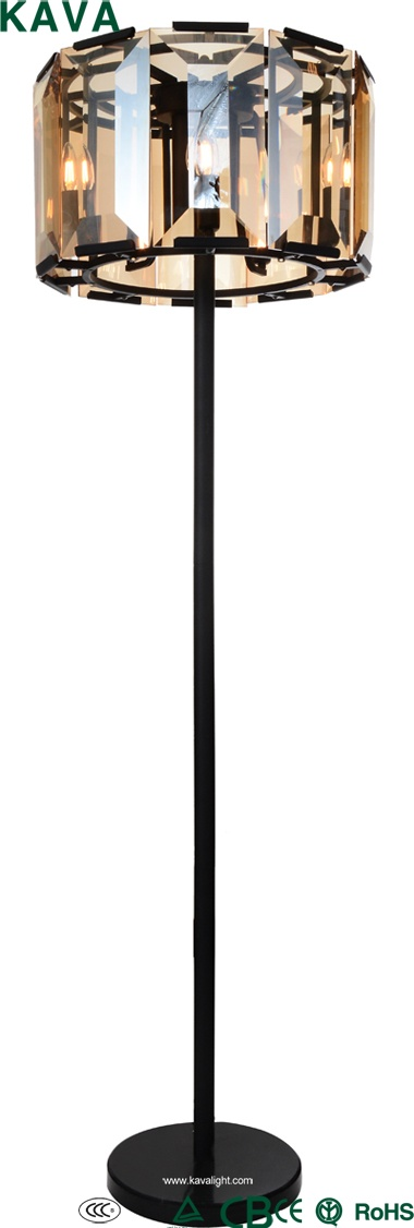 New Products-floor  lamp -2016 hot sale fancy modern living room decorative standing light floor lamps