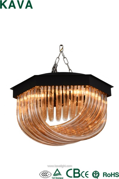 New Products-pendant  lamp -Free sample CE/ROHS living room Metal Modern industrial pendant lamp