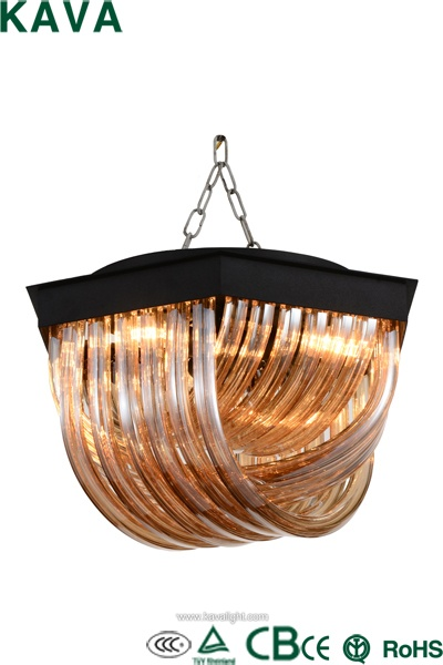 New Products-Pendant lights -Best Selling China Manufacturer Fancy Design with cognac glass