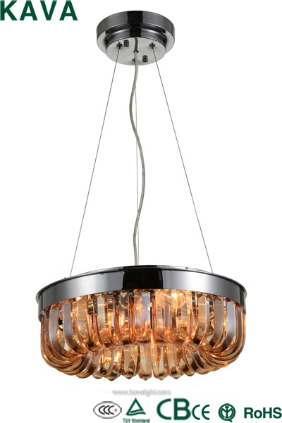New Products-pendant  light --l3C UL CE ROHS popular Chandelier,Loft Industrial with iron glass