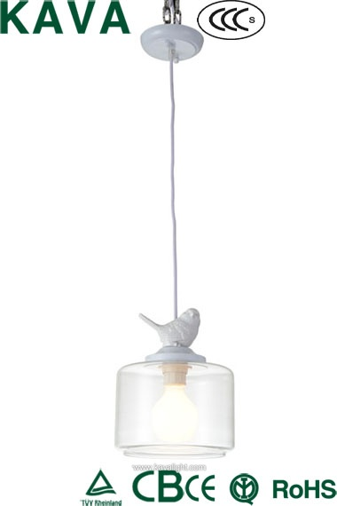 New Products-pendant  light -European and American style birds pendant lamp